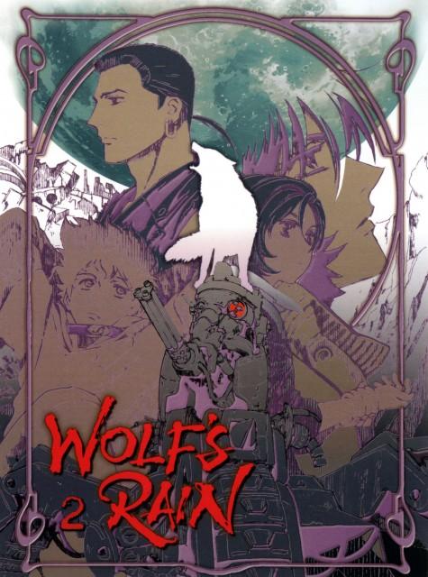 BONES, Wolf's Rain, Tsume, Toboe, Hige