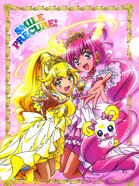 Toei Animation, Smile Precure!, Cure Peace, Cure Happy, Candy (Smile Precure!)
