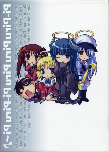Hal Film Maker, Bokusatsu Tenshi Dokuro-chan, Sabato Mihashigo, Sakura Kusakabe, Zakuro Mitsukai