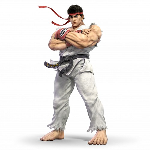 Nintendo, Super Smash Bros. Ultimate, Super Mario, Street Fighter, Ryu