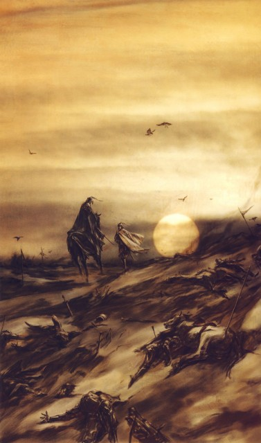Shinobu Tanno, Heroic Legend of Arslan, Arslan, Daryoon