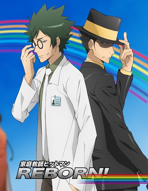 Akira Amano, Katekyo Hitman Reborn!, Reborn (Character), Verde