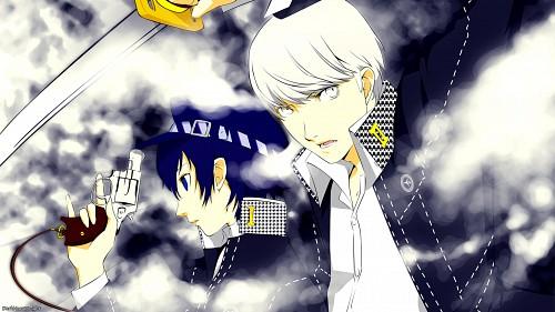 Shin Megami Tensei: Persona 4, Naoto Shirogane, Yu Narukami Wallpaper