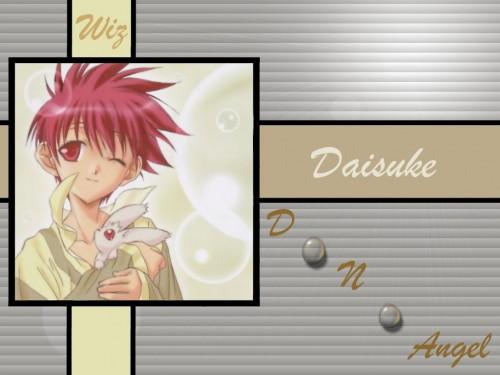 Yukiru Sugisaki, Xebec, D.N.Angel, With (D.N.Angel), Daisuke Niwa Wallpaper