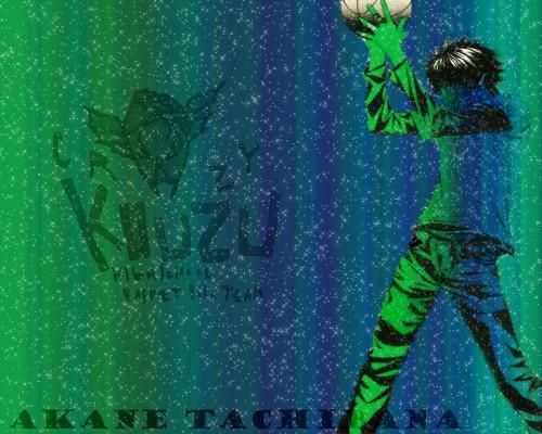 Hiroyuki Asada, I'll - Generation Basketball, Akane Tachibana Wallpaper