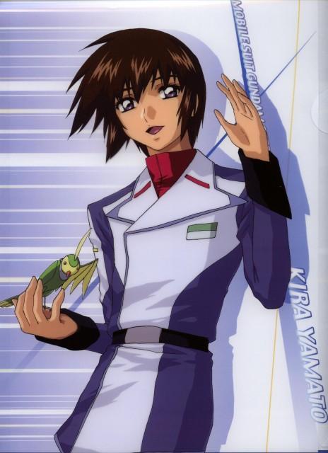Sunrise (Studio), Mobile Suit Gundam SEED Destiny, Kira Yamato