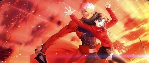 Takashi Takeuchi, Hirokazu Koyama, TYPE-MOON, Fate/complete material II Character material., Fate/stay night