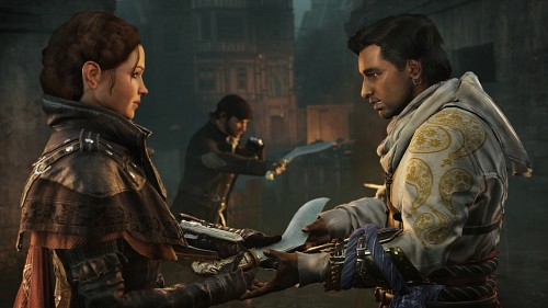 Ubisoft, Assassin's Creed Syndicate, Henry Green, Evie Frye, Jacob Frye