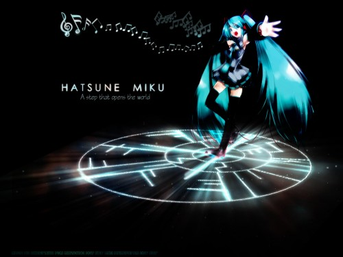 KEI, Vocaloid, Miku Hatsune Wallpaper