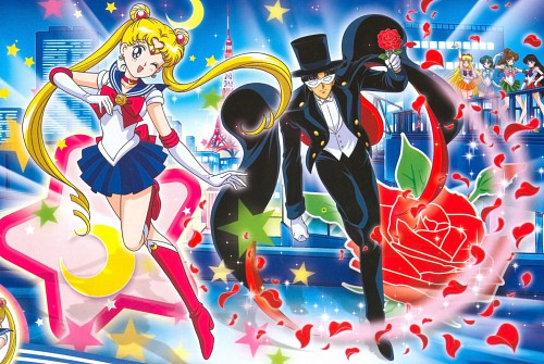 Marco Albiero, Bishoujo Senshi Sailor Moon, Sailor Venus, Sailor Jupiter, Sailor Moon