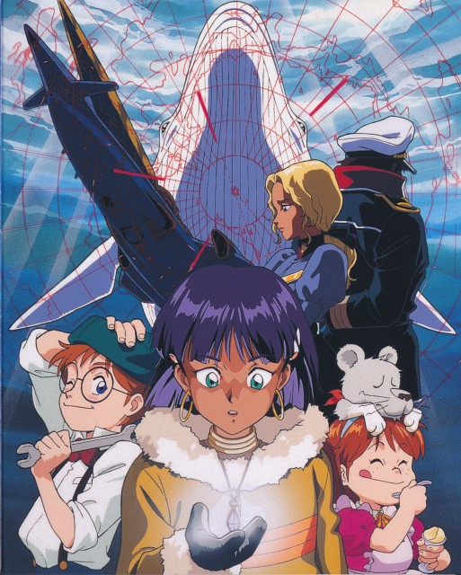 Nadia: The Secret of Blue Water