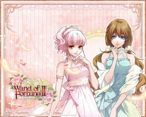Kagerou Usuba, Idea Factory, Wand of Fortune, Amy Salovaara, Lulu (Wand of Fortune)