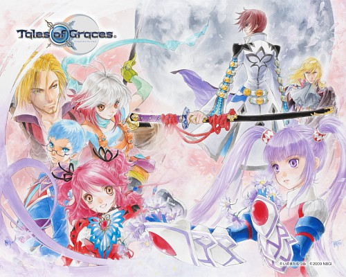 Mutsumi Inomata, Namco, Tales of Graces, Sophie (Tales of Graces), Hubert Ozwell