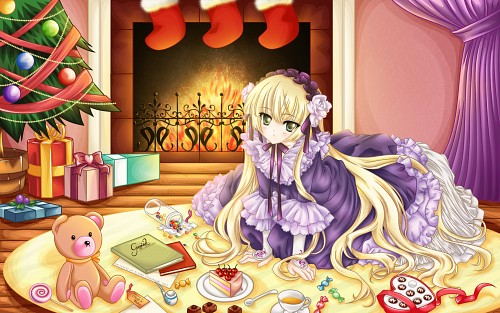 Carnelian, Gosick, Victorique De Blois, Vector Art Wallpaper