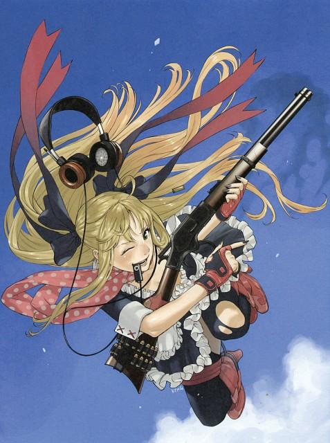 Yuusuke Kozaki, KYMG:2 - Yusuke Kozaki Illustrations, Headphone Girls