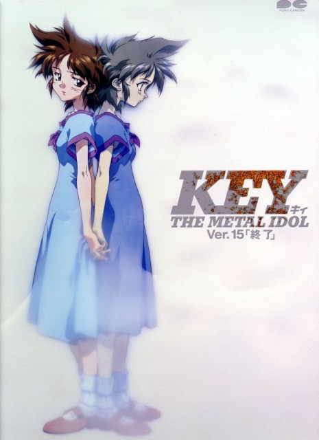 Studio Pierrot, Key the Metal Idol, Tokiko Mima