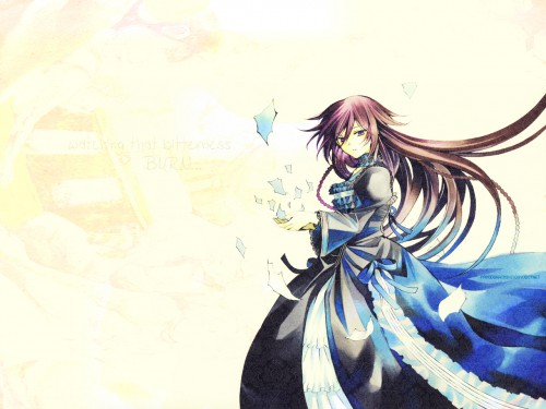 Jun Mochizuki, Xebec, Pandora Hearts, Alice (Pandora Hearts) Wallpaper