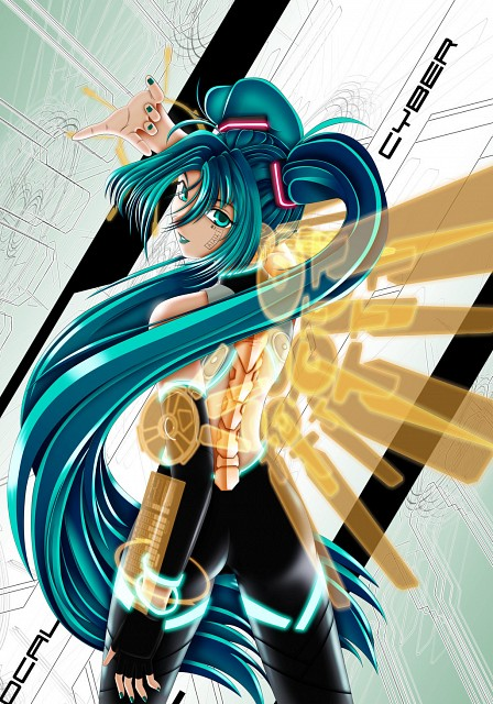 Vocaloid cyber diva miku hatsune minitokyo - Cyber diva vocaloid ...