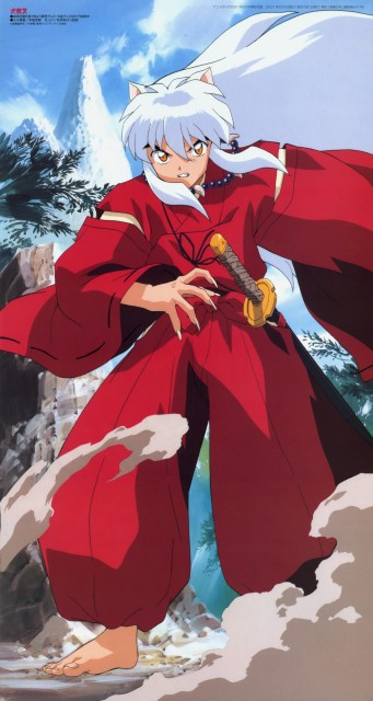 Rumiko Takahashi, Inuyasha, Inuyasha (Character)