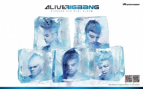G-Dragon, BIGBANG, Daesung, Taeyang, Seungri