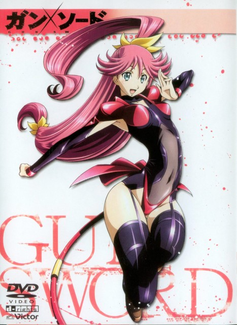 Takahiro Kimura, Gun x Sword, Priscilla (Gun x Sword), DVD Cover