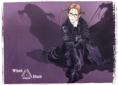 Sunrise (Studio), Bandai Visual, Witch Hunter Robin, Robin Sena