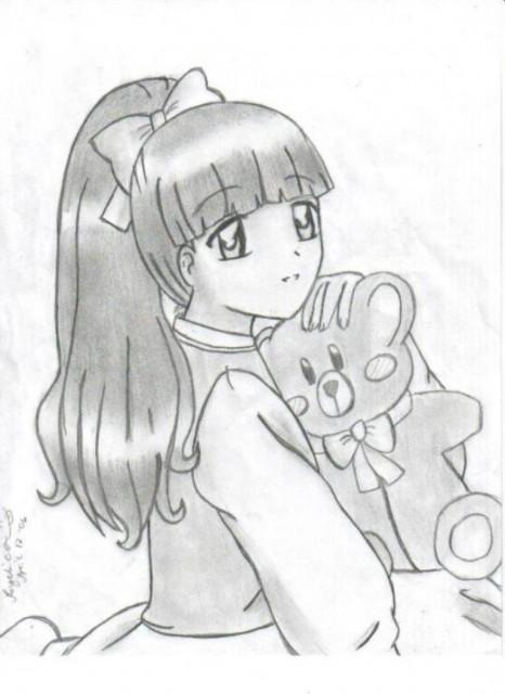 CLAMP, Madhouse, Cardcaptor Sakura, Tomoyo Daidouji, Member Art