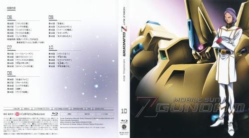 Sunrise (Studio), Mobile Suit Zeta Gundam, Paptimus Scirocco