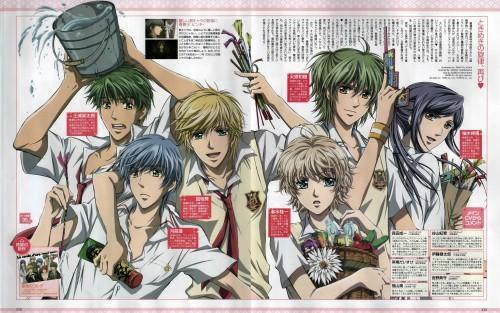 Yuki Kure, Yumeta Company, Koei, Kiniro no Corda, Azuma Yunoki