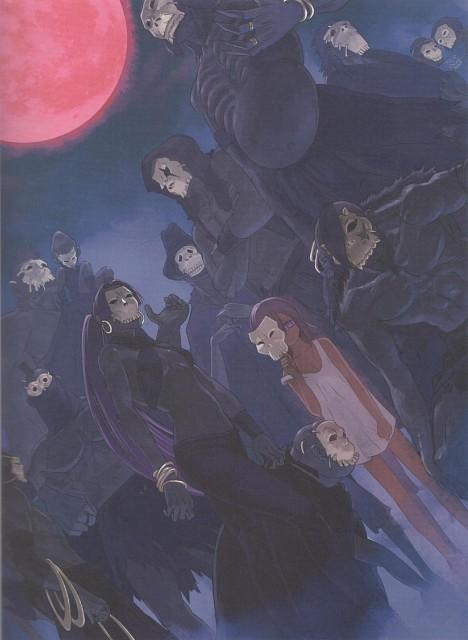 Ufotable, TYPE-MOON, Fate/Zero, Fate/Zero Tribute Arts, Assassin (Fate/Zero)