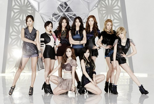 Yuri (Girls Generation), Sunny, Sooyoung, Tiffany, Jessica