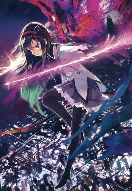 Shirabi, Puella Magi Madoka Magica, Reset Reboot, Homura Akemi, Comic Market