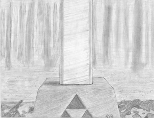 Nintendo, The Legend of Zelda, Member Art