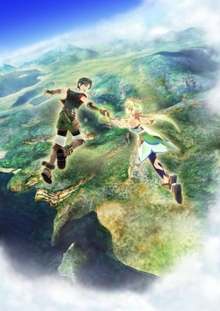 Square Enix, Grandia, Yuki (Grandia), Alfina
