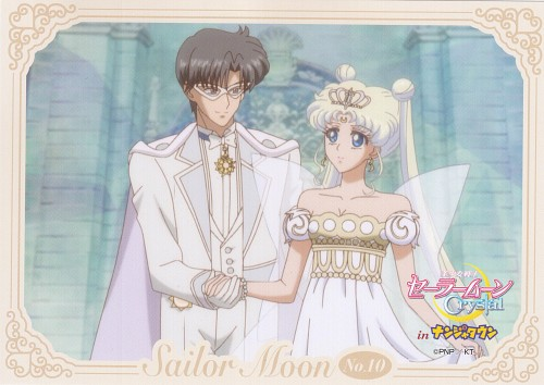 Toei Animation, Bishoujo Senshi Sailor Moon, King Endymion, Neo-Queen Serenity