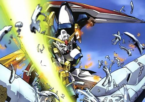 Sunrise (Studio), Mobile Suit Gundam Wing, Gundam Perfect Files