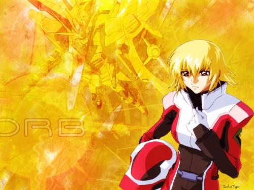Hisashi Hirai, Sunrise (Studio), Mobile Suit Gundam SEED Destiny, Cagalli Yula Athha Wallpaper