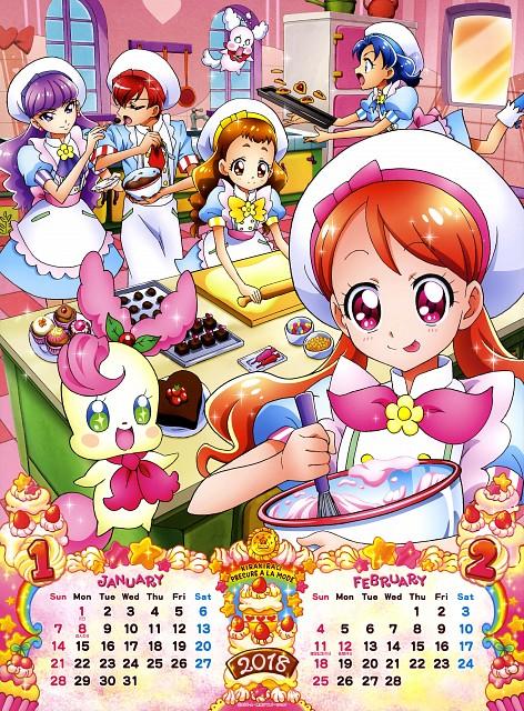 Toei Animation, Kirakira Precure A La Mode, Yukari Kotozume, Kirarin (Kirakia Precure A La Mode), Aoi Tategami