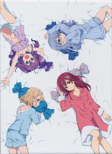 A-1 Pictures, 22/7, Reika Satou, Yuuki Toujou, Akane Maruyama
