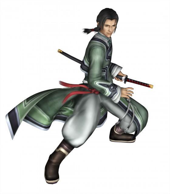 Xenosaga, Jin Uzuki