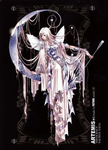 Future Studio, Saint Seiya, Sacred Saga, Artemis (Saint Seiya)