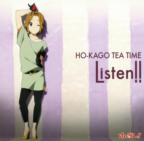 Kakifly, Kyoto Animation, K-On!, Ritsu Tainaka, Album Cover