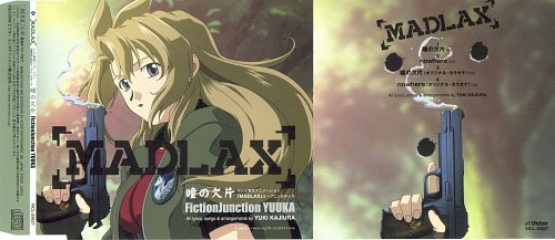 Bee Train, Madlax, Madlax (Character), Album Cover