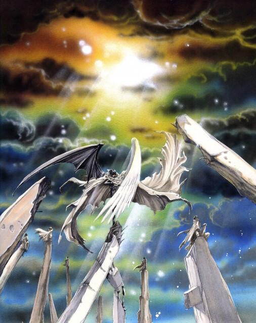 CLAMP, X, X [infinity], Kamui Shirou
