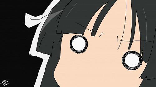 Kakifly, Kyoto Animation, K-On!, Mio Akiyama, Vector Art