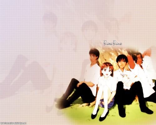 Masami Tsuda, Gainax, J.C. Staff, Kare Kano, Hideaki Asaba Wallpaper
