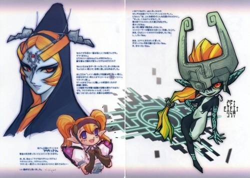 Noizi Ito, Nintendo, The Legend of Zelda, The Legend of Zelda: Twilight Princess, Midna