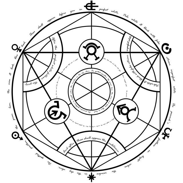 Hiromu Arakawa, BONES, Fullmetal Alchemist, Vector Art