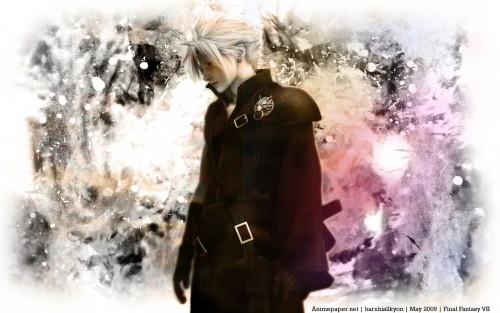 Final Fantasy VII: Advent Children, Final Fantasy VII, Cloud Strife Wallpaper