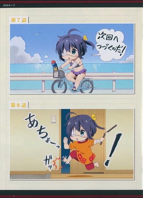 Kyoto Animation, Chuunibyou demo Koi ga Shitai!, Rikka Takanashi